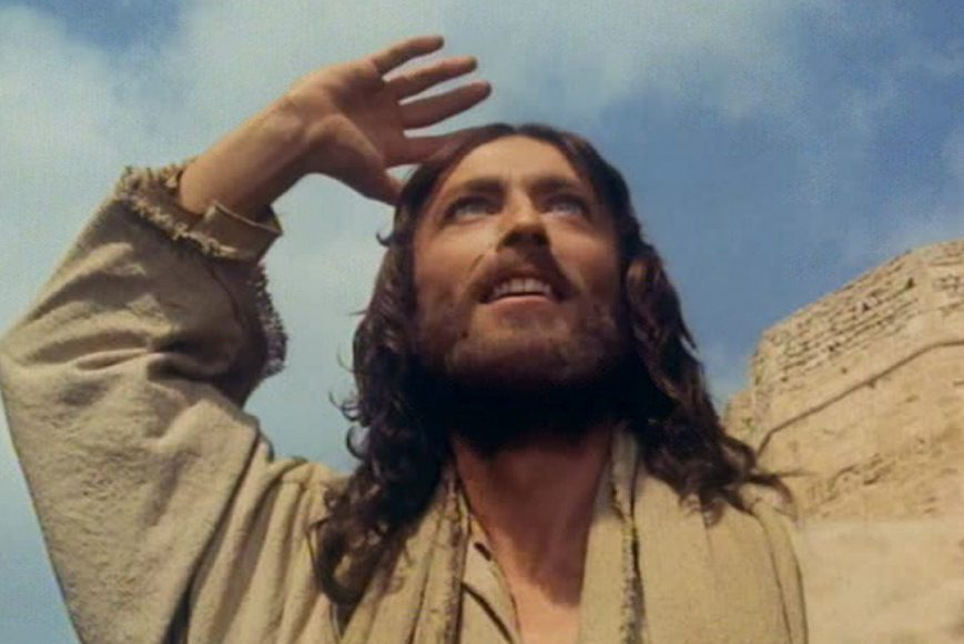 "Jesus de Nazaré (""Jesus of Nazareth"") – de Franco Zefirelli"