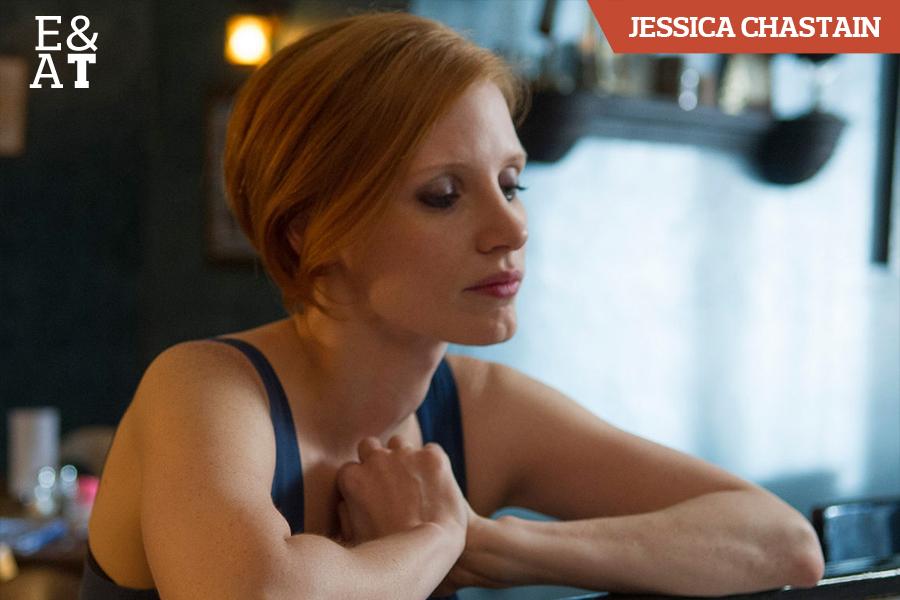 Jessica Chastain em Dois lados do amor (2013)