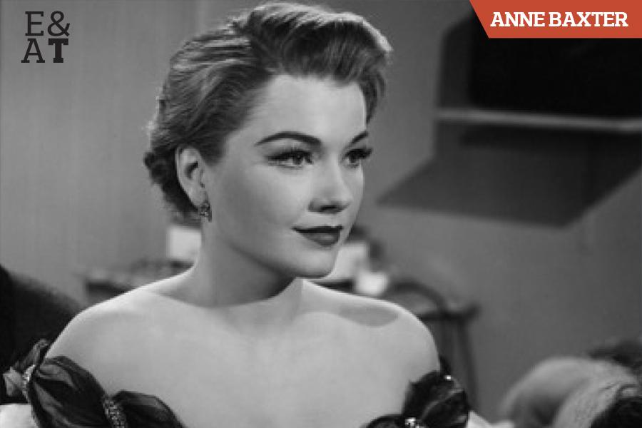 Anne Baxter em A Malvada (1950)