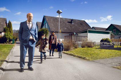 Um homem chamado Ove (Suécia, 2015)