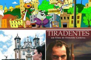 Filmes rodados no interior de Minas Gerais (Ouro Preto e redondezas)