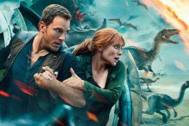 Jurassic World: Reino Ameaçado (2018)