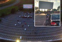Conheça o Cine Drive-in em Brasília