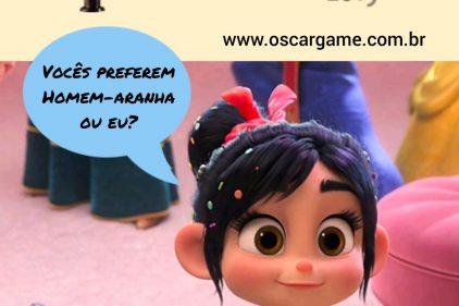 Oscar Game!