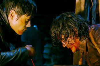 "Eu Vi o Diabo (""Akmareul boatda"", Coreia do Sul, 2010)"