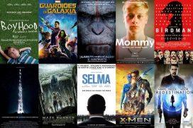 Top 10 filmes produzidos em 2014