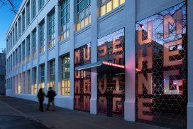 Museu do cinema em Nova York