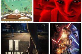 Top 10 filmes lançados em 2015