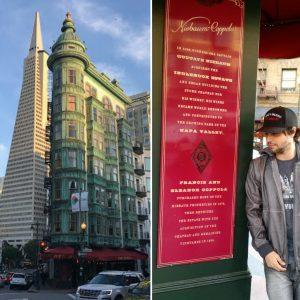 Viagem de cinema pela Califórnia: Cafe Zoetrope