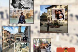 Viagem de cinema: Itália