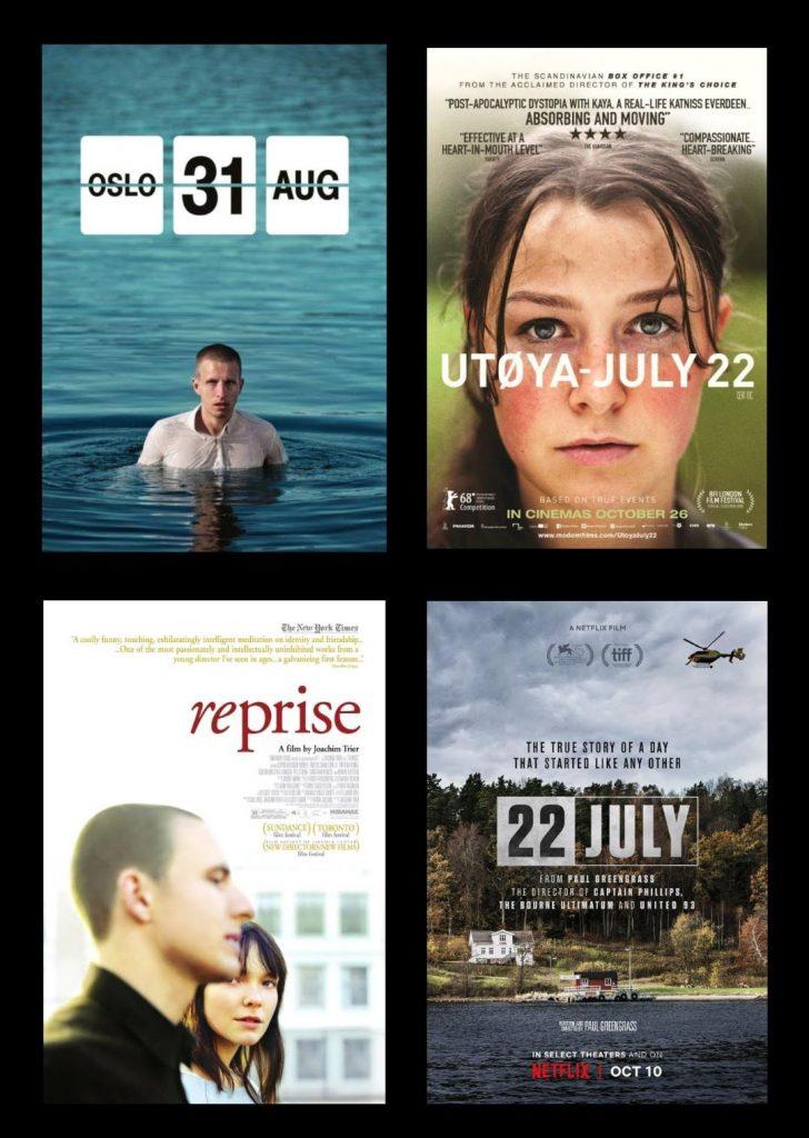 Dicas de filmes em Oslo