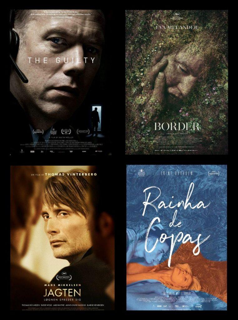 Dicas de filmes na Dinamarca e Suécia