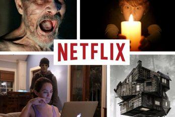 TOP 10 filmes de terror disponíveis na Netflix