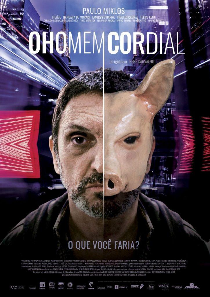 O Homem Cordial (Brasil, 2019): resenha
